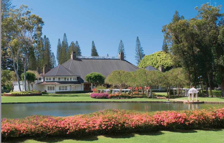 Courtesy of Four Seasons Resort Lanai, The Lodge at Koele
