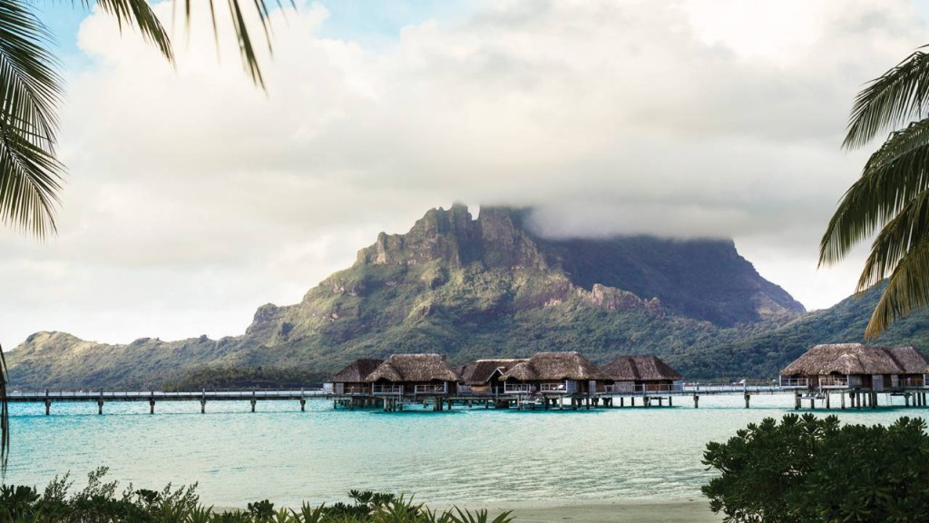 Courtesy of Four Seasons Bora Bora
