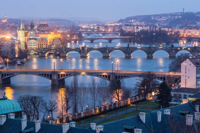 Prague by William Perugini/Shutterstock
