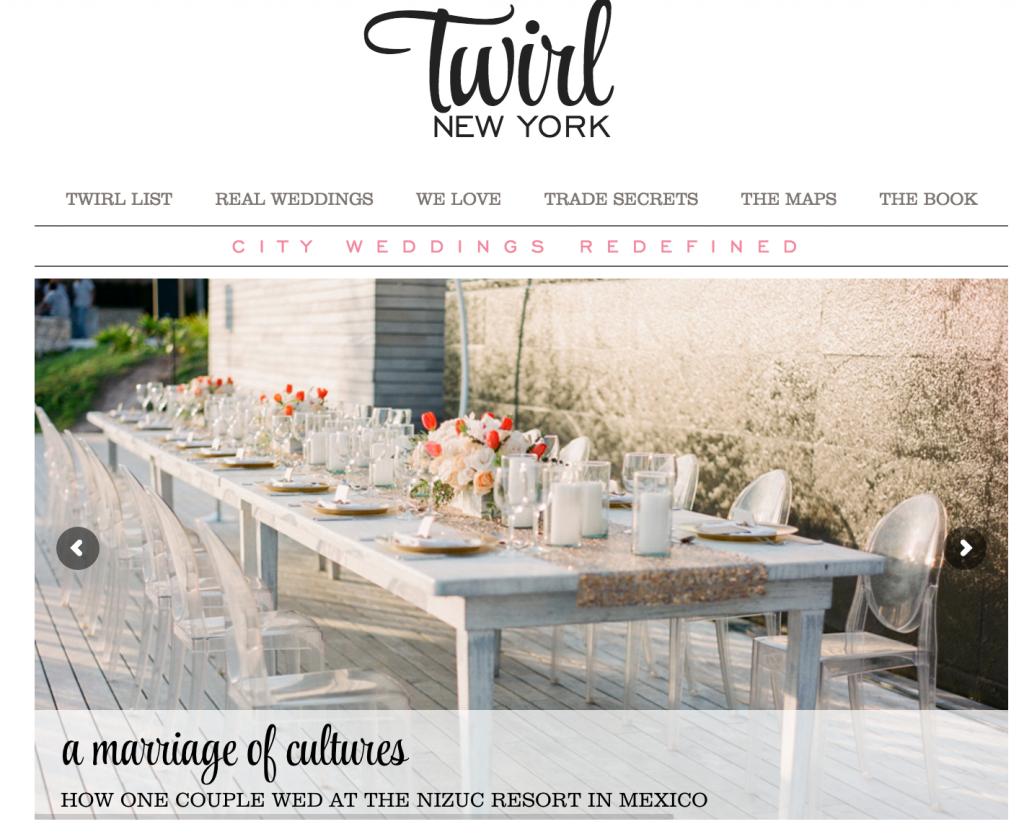 Twirl weddings