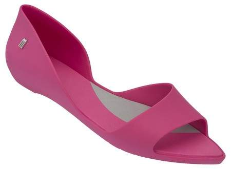 Melissa Sweet Dreams shoe in pink