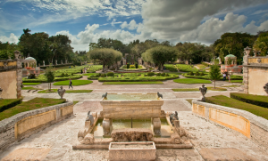 Photo by Bill Sumner; courtesy of Vizcaya Museum and Gardens