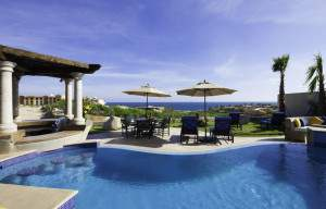 Residence private pool at Haceinda Encantada on a Mexico all inclusive honeymoon