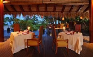 Tec Tec restaurant at MAIA resort