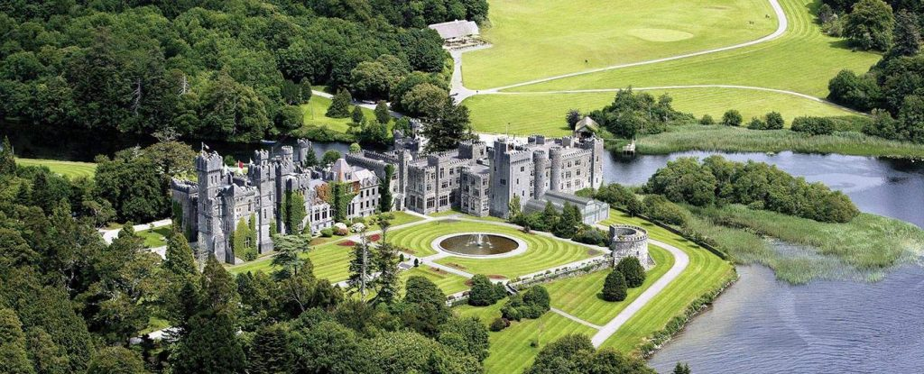 Courtesy of Ashford Castle