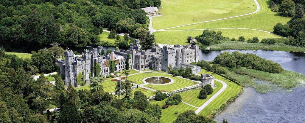 Courtesy of Ashford Castle