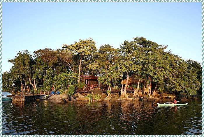 Jicaro Island Ecolodge, a romantic private-island resort in Nicaragua